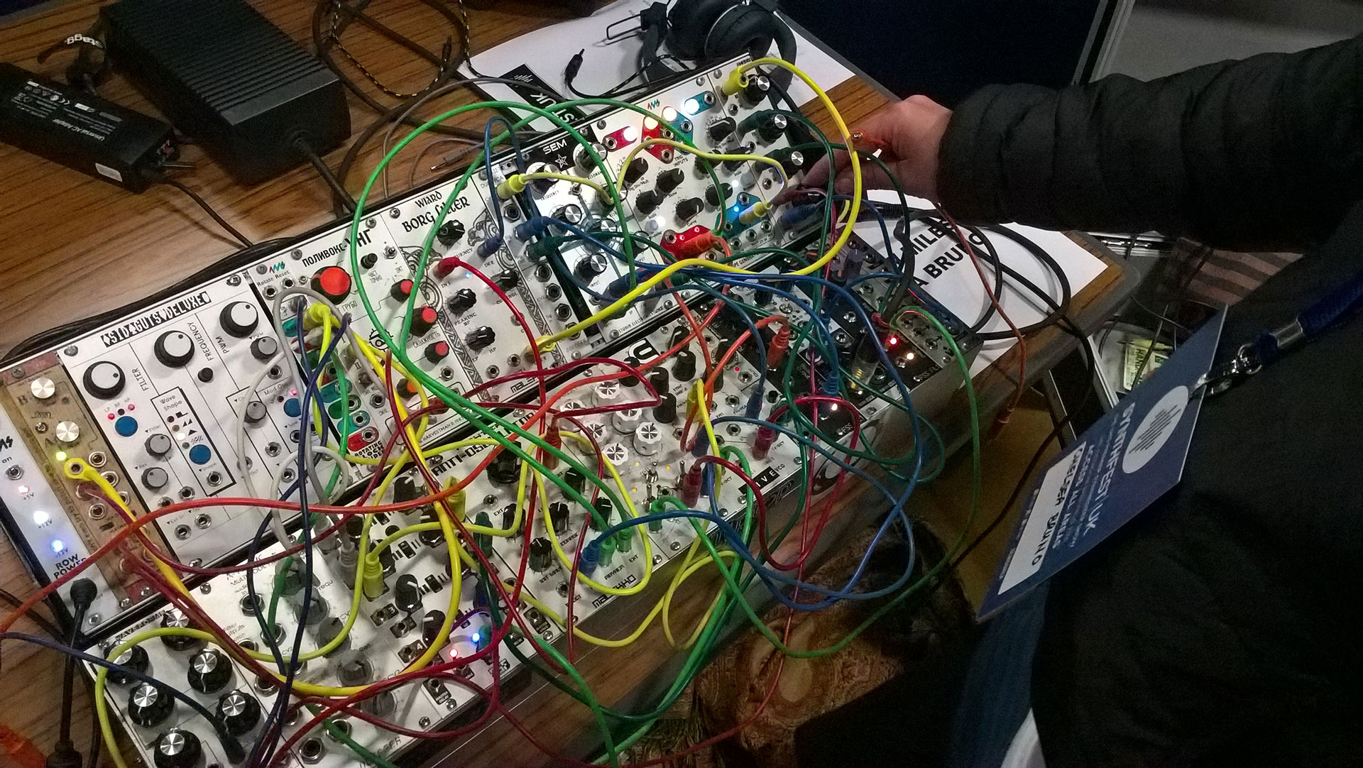 A journey into Modular Synthesis - Molten Modular