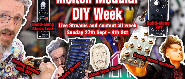 Molten DIY Week